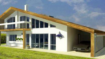 Проект на къща - обл. Варна
