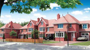 Интериорен проект на къща в Англия – РЗП: 199 кв.м