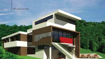 Проект на еднофамилна къща ЗП 137 кв.м