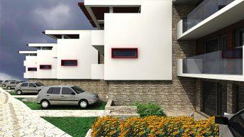 Проект на жилищни сгради с. Баня, общ. Несебър