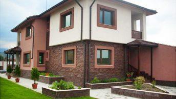 Реализация на проект на еднофамилна къща в с. Първенец - РЗП 275 кв.м
