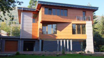 Проект и реализация на еднофамилна къща в кв. Драгалевци, гр. София - РЗП 409 кв.м