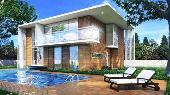 """Проект на еднофамилна къща """"Dahlia"""""""