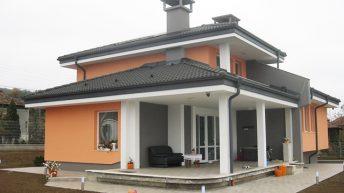 Проект - реализация на еднофамилна къща в с. Симеоново, общ. Видин