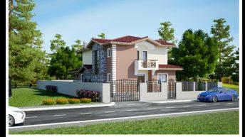 Реконструкция на еднофамилна къща, местност Остромилски път, землище Пловдив-Юг