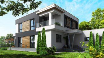 Проект на еднофамилна къща в кв. Галата,  гр. Варна – РЗП 256 кв.м