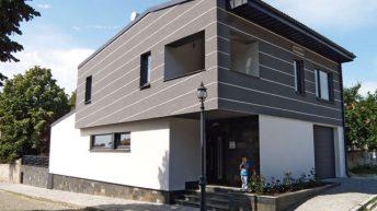 Проект-реализация на нискоенергийна къща в подножието на Стара планина